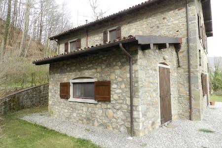 Eco Farmhouse with horses Castagni3 - Castiglione di Garfagnana - Apartment