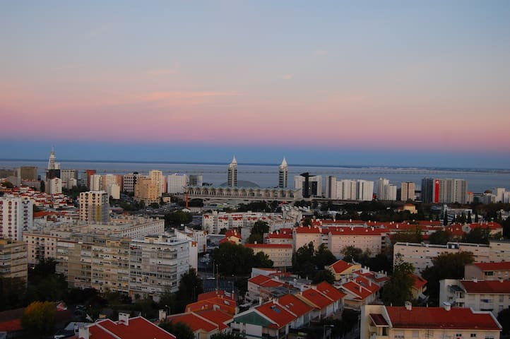 Top Views - Apart Panoramic  View - Lisboa - Apartamento