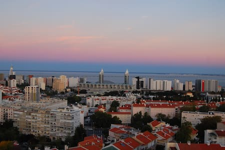 Top Views - Apart Panoramic  View - Lisboa - Wohnung