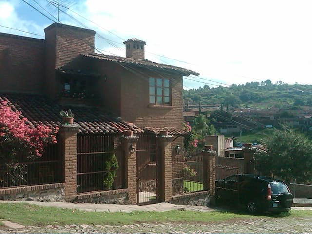 Beautiful house for rent in Tapalpa - Tapalpa - Dom