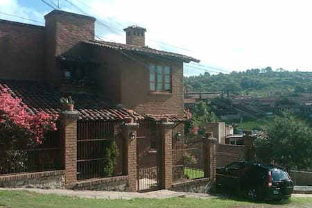 Beautiful house for rent in Tapalpa - House