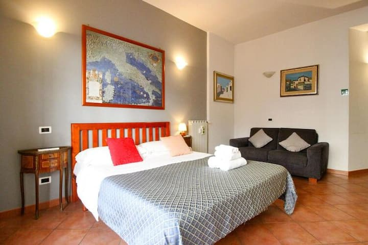 4 star holiday home in Rom