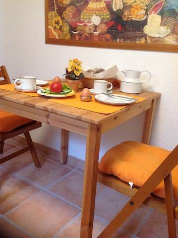 Holidayflat in the National Parc - Rötsweiler-Nockenthal - Apartment