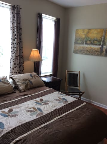 Cozy, private 1 BR near Downtown - Pittsburgh - Apartamento