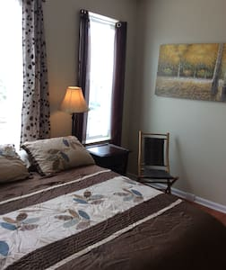 Cozy, private 1 BR near Downtown - ピッツバーグ - アパート