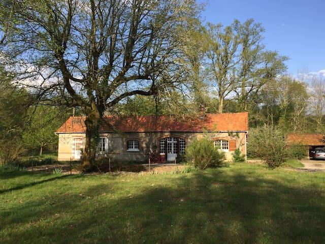Belle petite maison proche de Lamotte Beuvron
