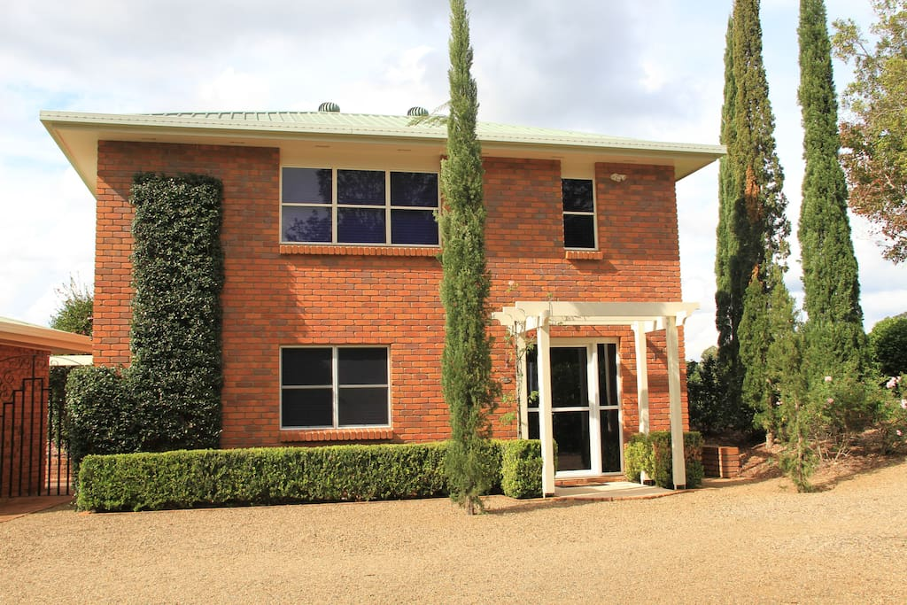 Luxurious two storey fully self contained villa