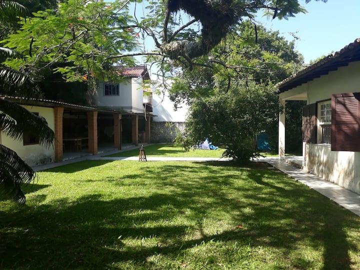 Quarto Compartilhado - Hostel Lagoa 567