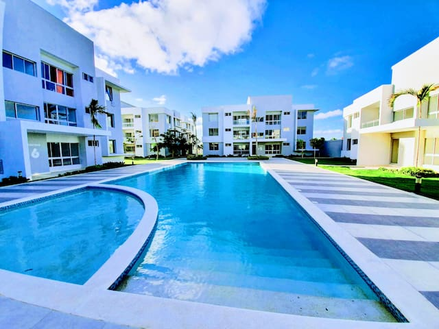 New-Beautiful 2 Bedrooms G44 White Sands
