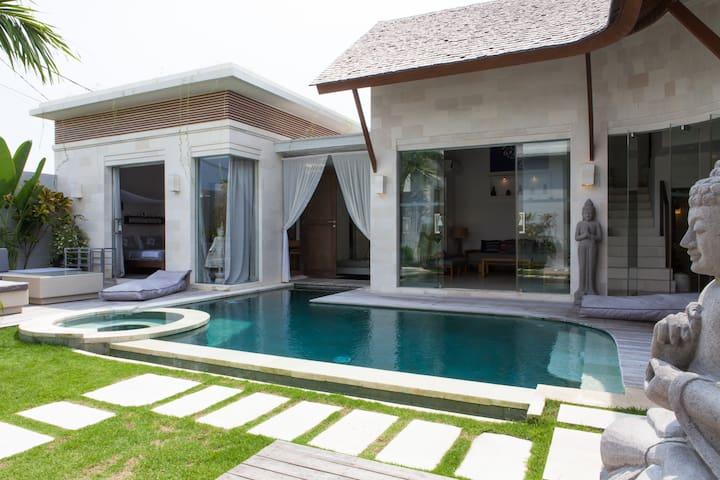 villa K Mea : 3 bdr -pool- 6pax