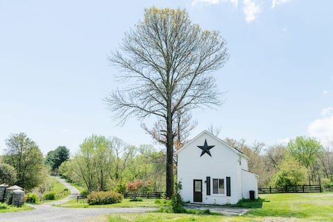 Cottage Escape in Virginia Wine Country