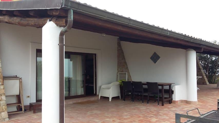 Case Pozzetti 4 near Cefalù - Collesano - Vacation home