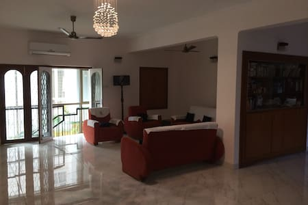 New 2-Bedroom near Stella Maris College/US Consul. - Chennai