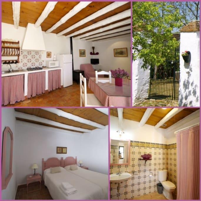 CASA MORAL, 2 plazas + Sofá cama