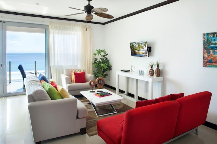 Ocean Front 2 BR Condominium at Diamante del Sol 6