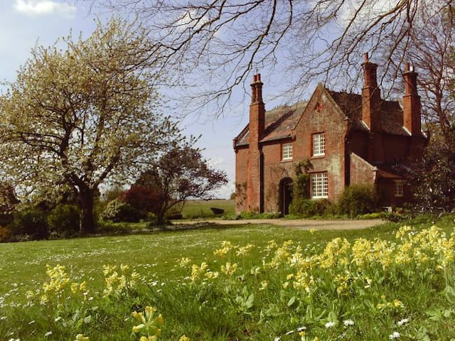 The Old Rectory, Waterden - Walsingham - Bed & Breakfast