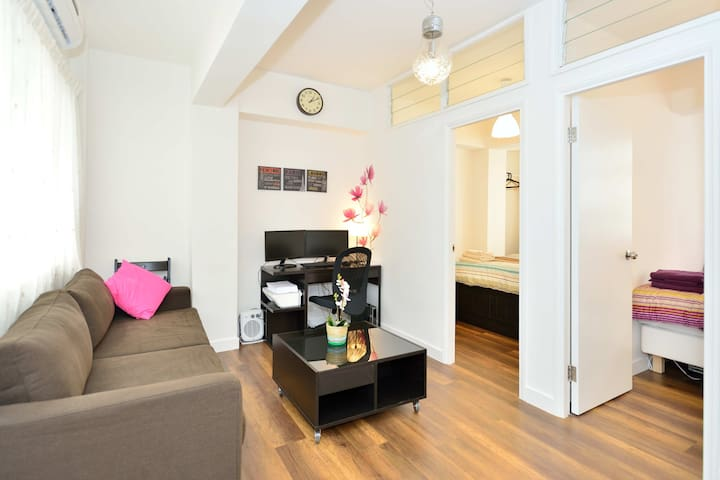2BR in SOHO- STAUNTON ST. 100m from ESCALATOR #1