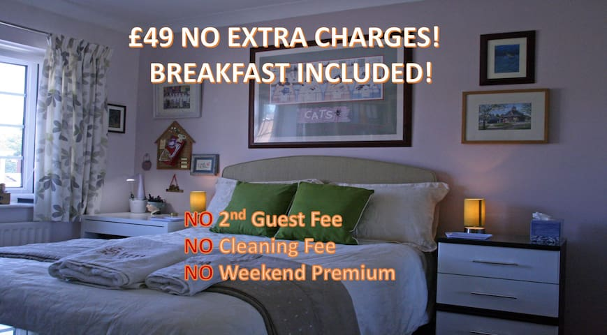 Very near NEC, & B'ham Airport. Includes Breakfast - Solihull