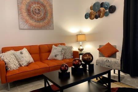 Del Norte Orange Mirage