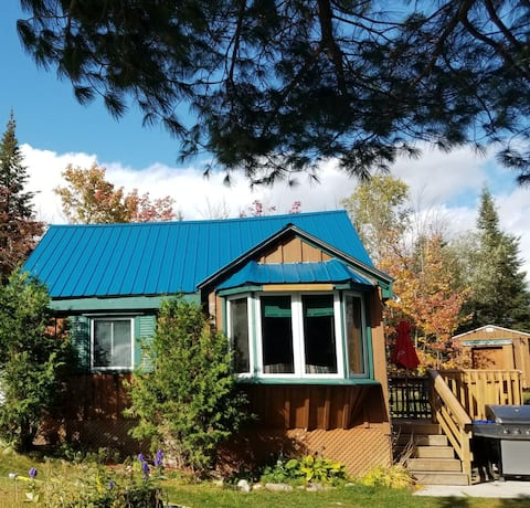 Beautiful 4 season Lakeside Cottage for rent