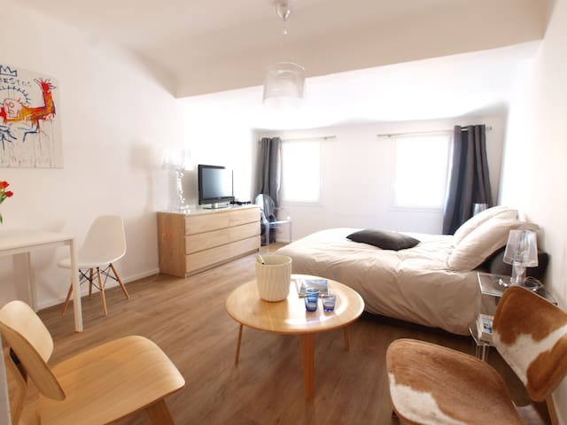 Studio with hotel suite spirit  - 普羅旺斯艾克斯 - 公寓
