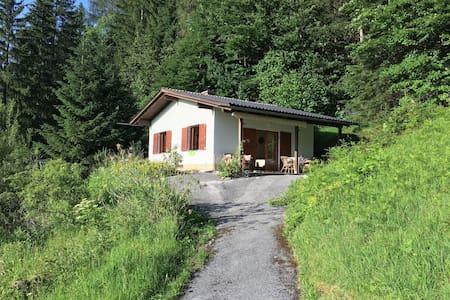 Kuscheliges Ferienhaus in Traumlage