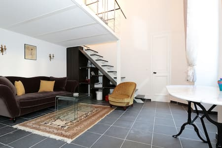 "Charming duplex ""Air de Rossini"""