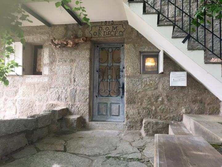 Casa Maria En plein Cœur du village de Zonza