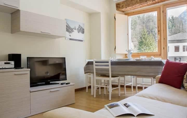Sorapis - Beautiful flat in the heart of Dolomites