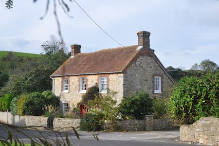 The Old Farmhouse West Lulworth Double Room - West Lulworth - Σπίτι