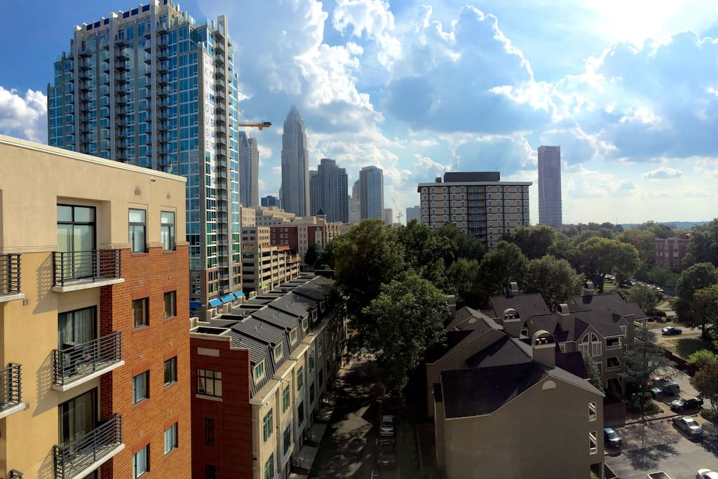 Furnished Condo In Uptown Downtown Charlotte Condominiums For Rent In Cha
