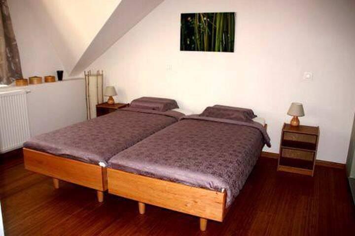Bed & Breakfast Bio Brussels - Uccle - Bed & Breakfast