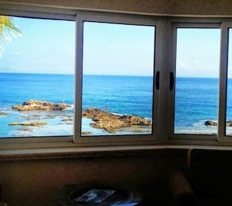 Cozy 1bedrom flat right by the Sea - Ammochostos
