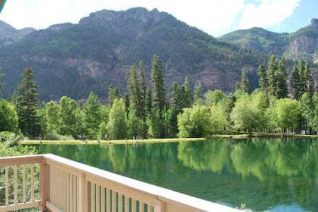 House Swap? Lakefront Ouray House - Ouray - 獨棟