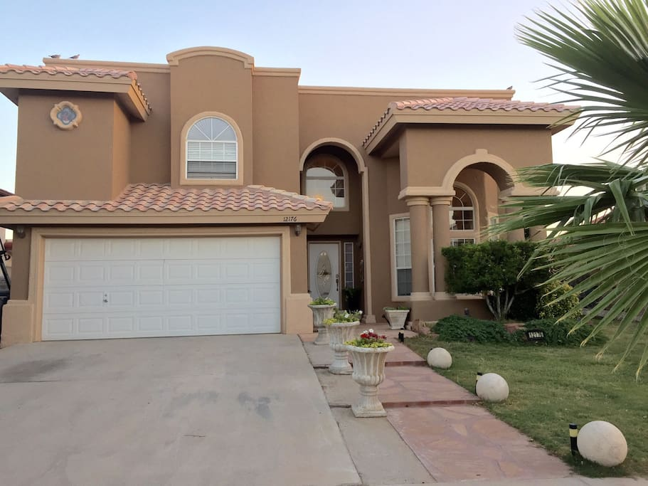 Nice And Big House In Great Area Houses For Rent In El