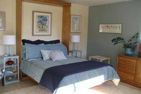 Lovely private guest apartment with views - 卡梅爾瓦利(Carmel Valley)