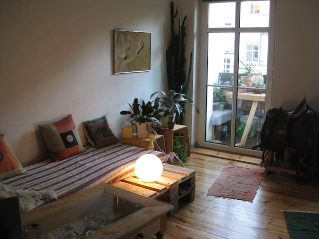 Wohnung im Grünen - Berlin - Flat