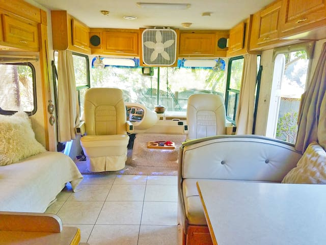 Topanga RV tranquil sanctuary