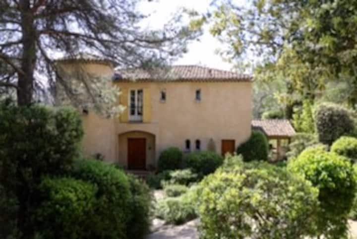 Une villa idéale pour des vacances en famille