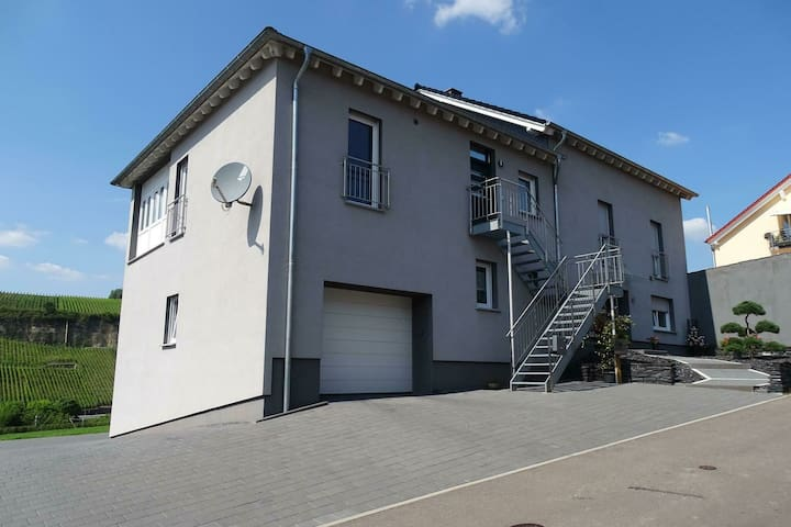 Comfortable Apartment in Palzem Mosel with Terrace