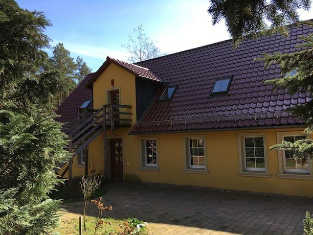 Finca Esperanza lädt zum Träumen ein! - Rheinsberg - Apartamento