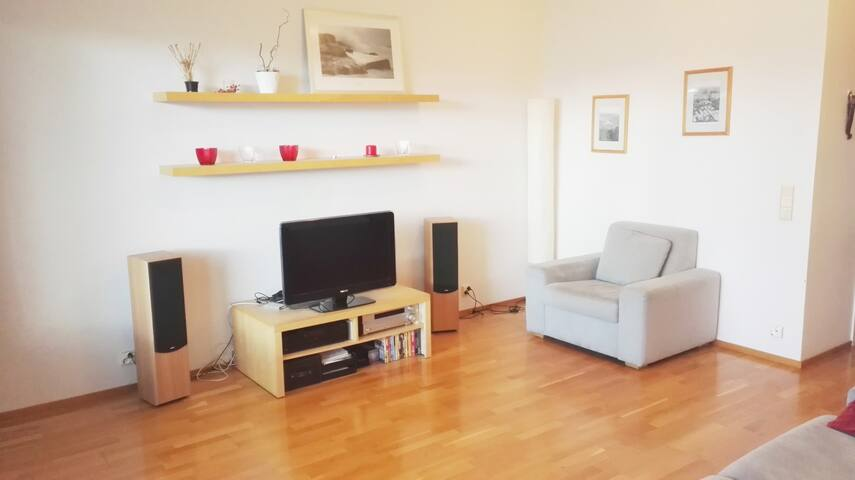 2nd bedroom/can be used as large living room too to relax during the day