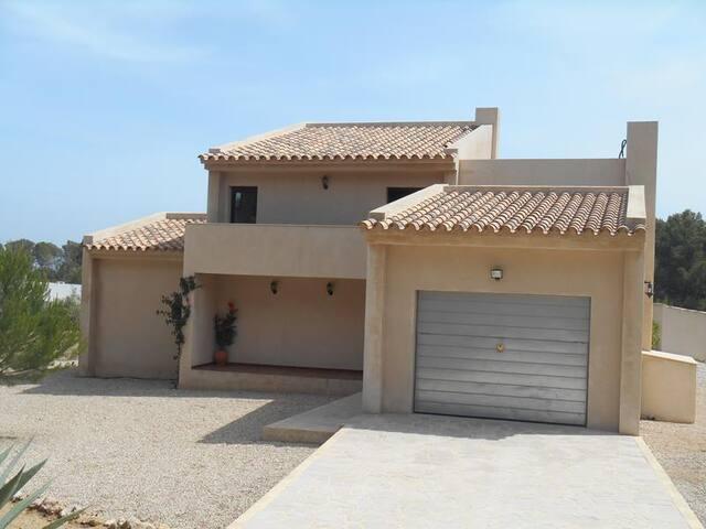 Villa Sanmara - Les Tres Cales - House