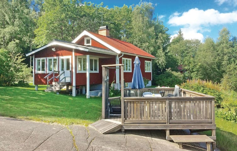Former farm house with 2 bedrooms on 75 m² in Smedjebacken