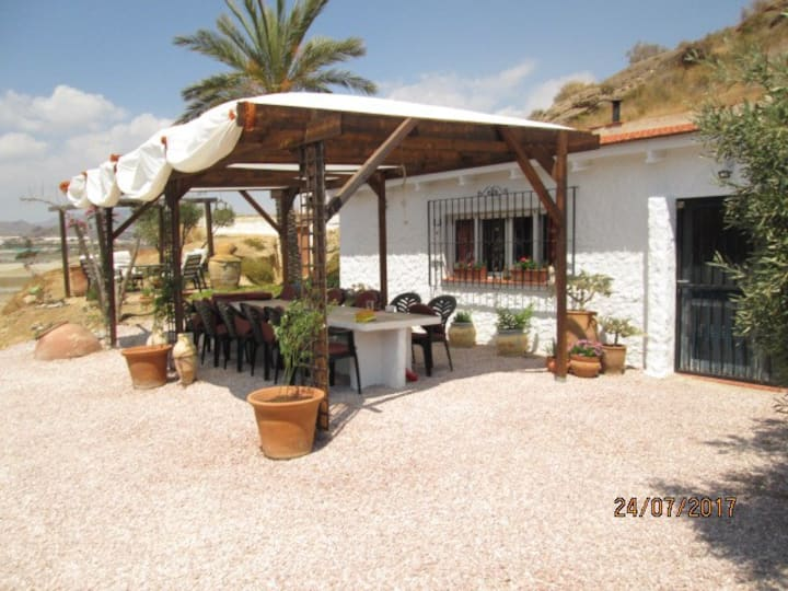 Las Casa Cuevas Rusticas, Ramonete, Lorca