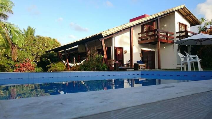 Simplicidade e conforto numa casa de Praia (4/4)
