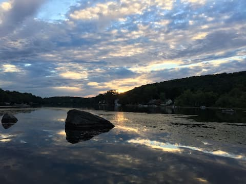 Lake Waccabuc