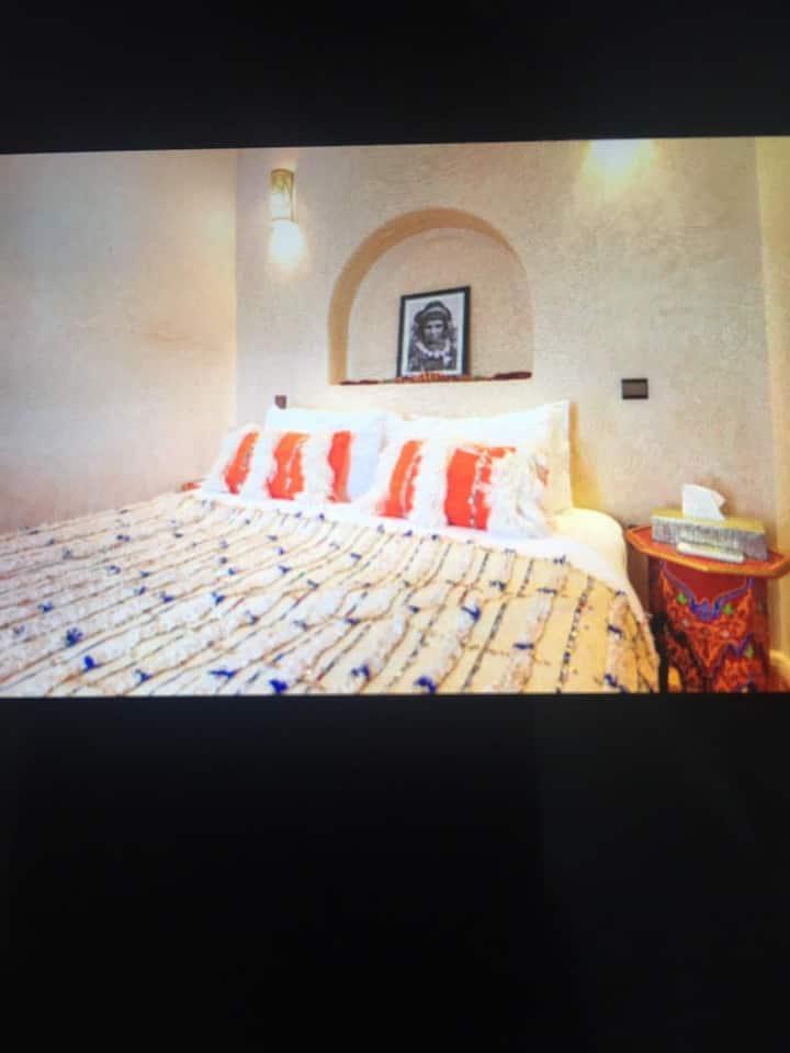 La chambre Aicha