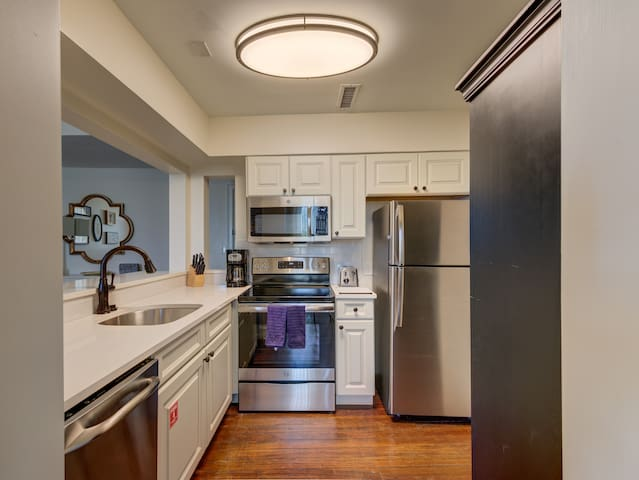 The Lodge Alley Inn, 2 Bedroom Townhouse
