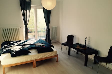 Cosy Clean Apartment- 5-10 min from CityCenter - Salzburg - Ortak mülk
